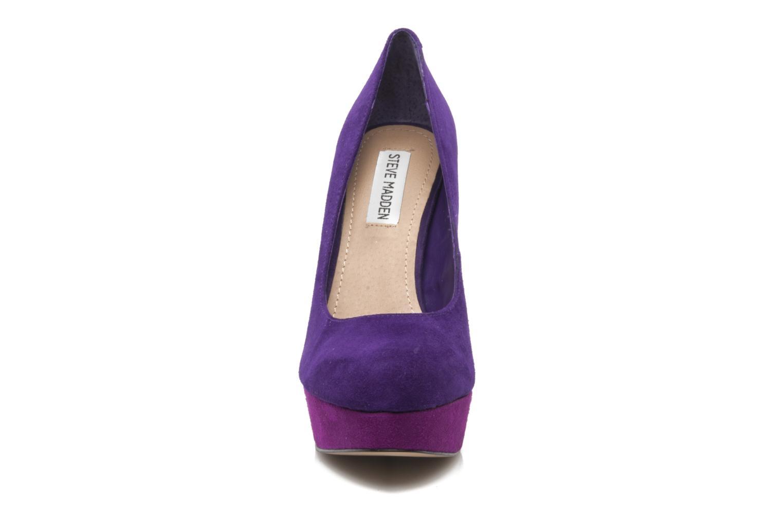 Escarpins Steve Madden BEASST M Violet vue portées chaussures