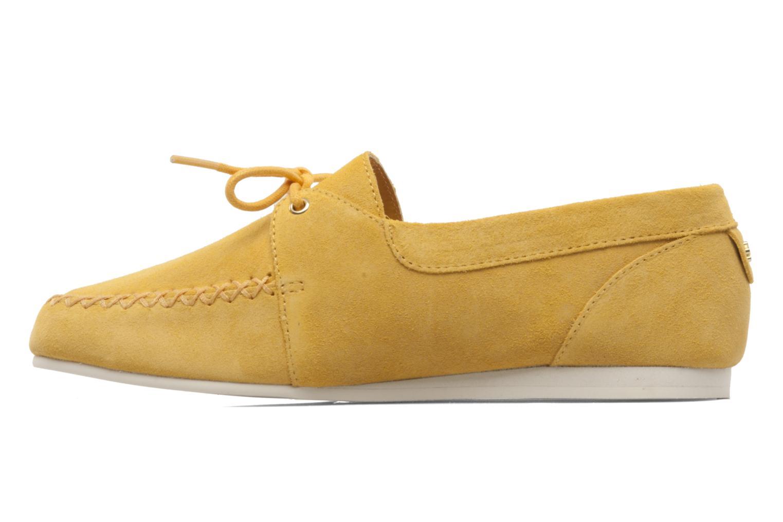 Chaussures à lacets Flipflop LENNI LO Jaune vue face
