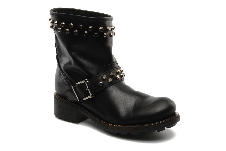 Bottines et boots Jonak Jorock Noir vue détail/paire