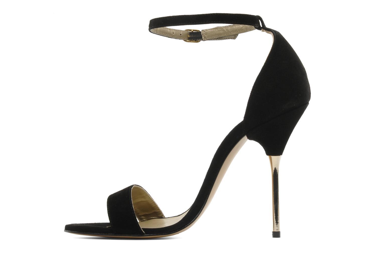 Sandalen Georgia Rose Fissa schwarz ansicht von vorne