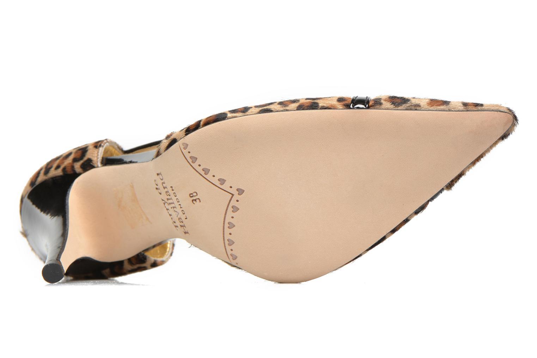 Zapatos de tacón Terry de Havilland MANDI Multicolor vista de arriba