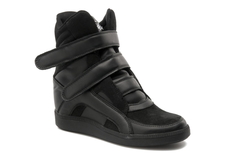 Sneaker Buffalo Saana schwarz detaillierte ansicht/modell