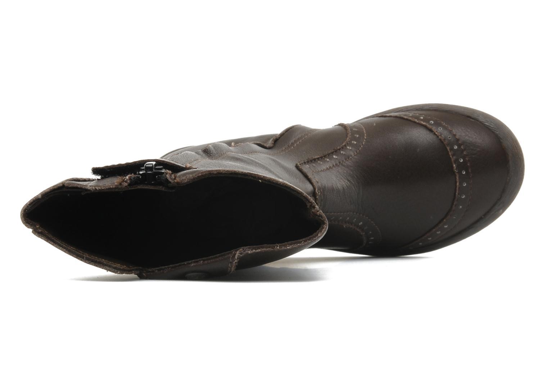 Laarzen Mod8 Far Bruin links