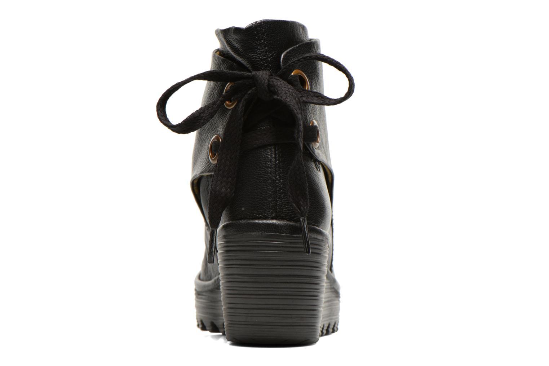 Stiefeletten & Boots Fly London Yama schwarz ansicht von rechts