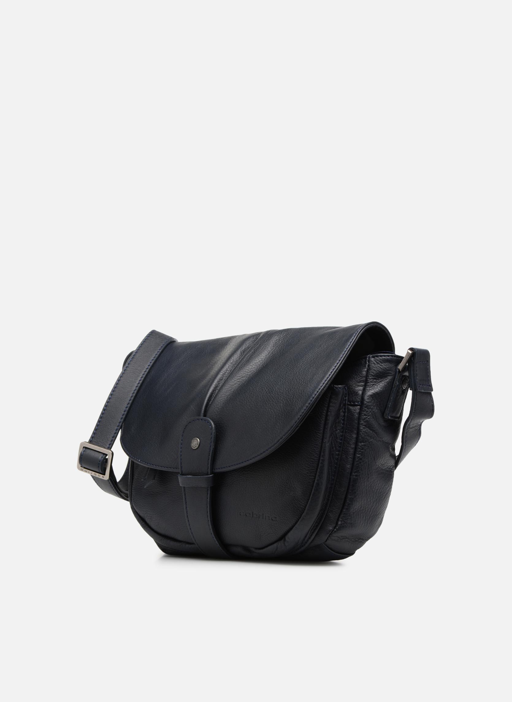 Handväskor Sabrina Louison Blå bild av skorna på