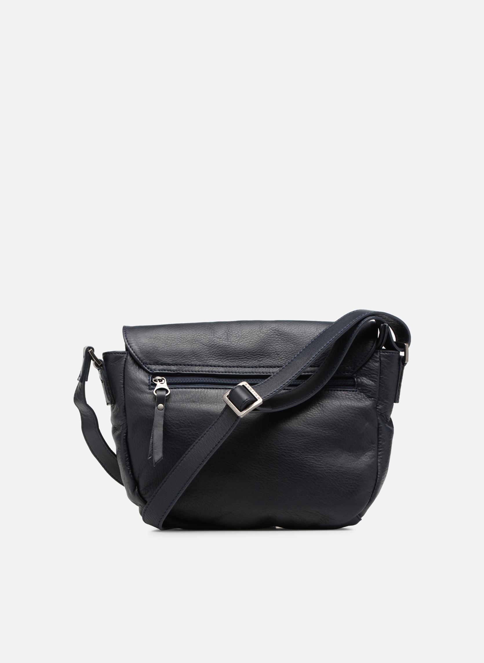 Handväskor Sabrina Louison Blå bild från framsidan