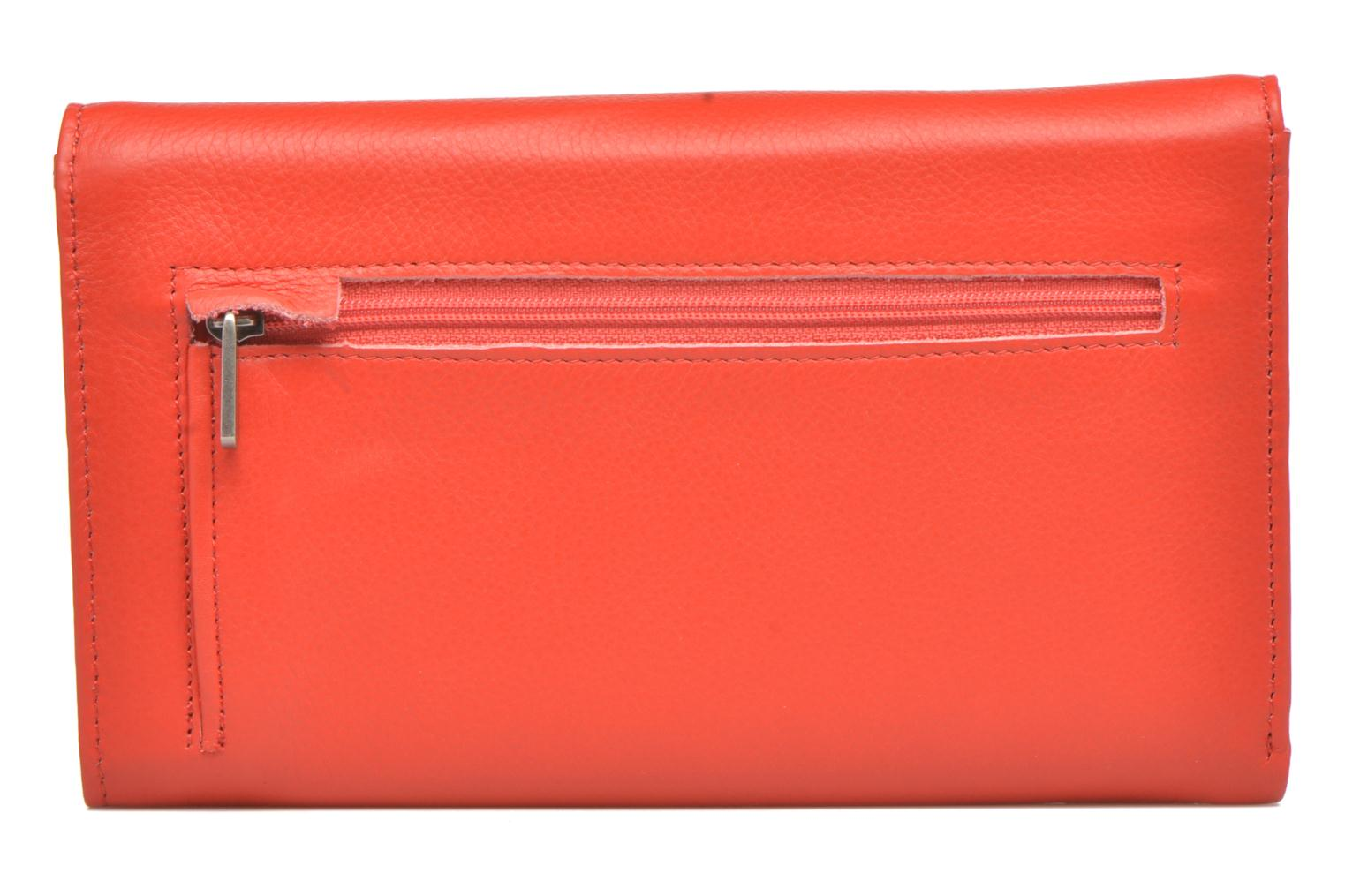 Wallets & cases Sabrina Zoé Red front view