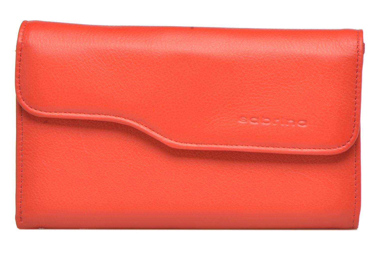 Portemonnaies & Clutches Sabrina Zoé rot detaillierte ansicht/modell