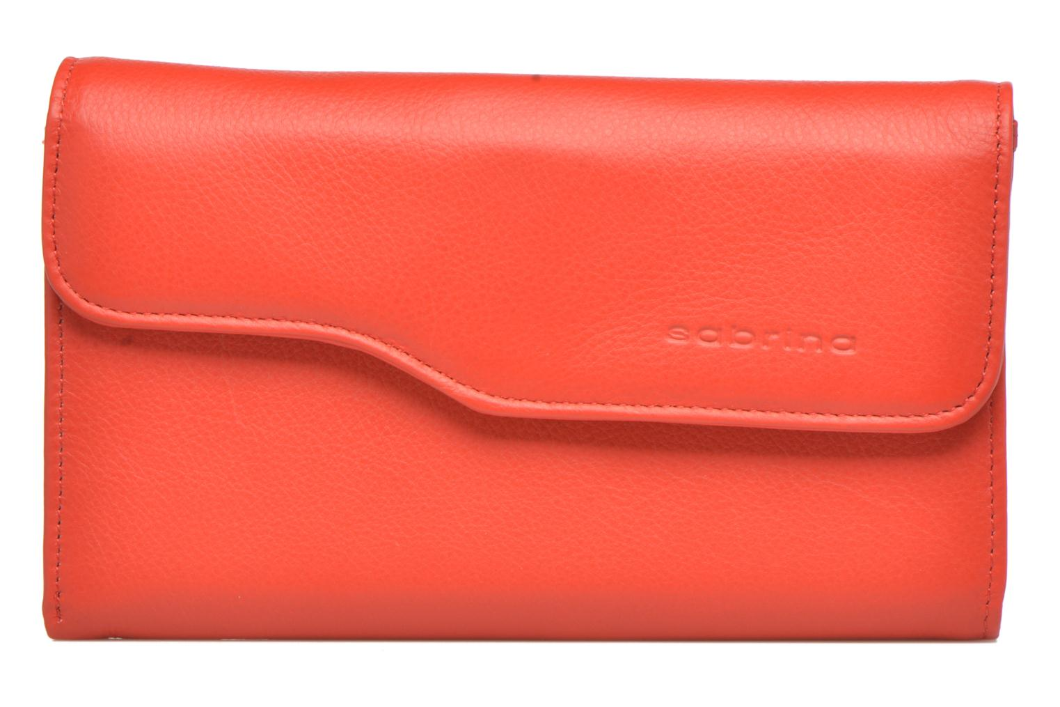 Wallets & cases Sabrina Zoé Red detailed view/ Pair view