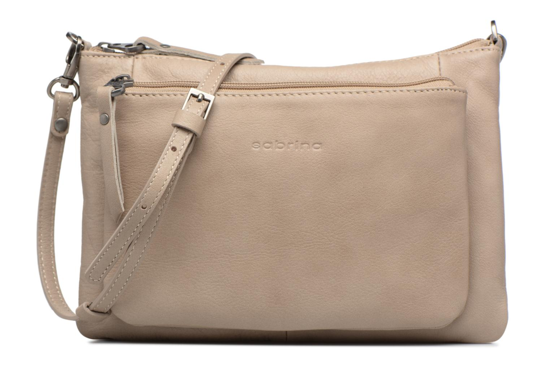 Clutch bags Sabrina Manon Beige detailed view/ Pair view