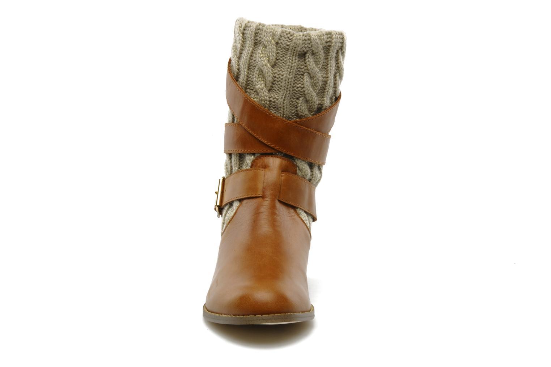 Bottines et boots Mellow Yellow Mosaic Marron vue portées chaussures