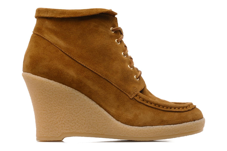 Stiefeletten & Boots Mellow Yellow Missyou braun ansicht von hinten