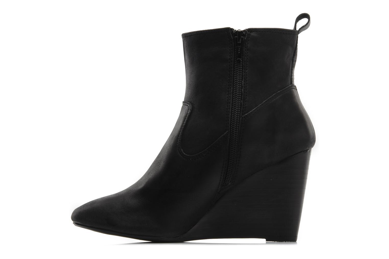 Bottines et boots Mellow Yellow Monday Noir vue face