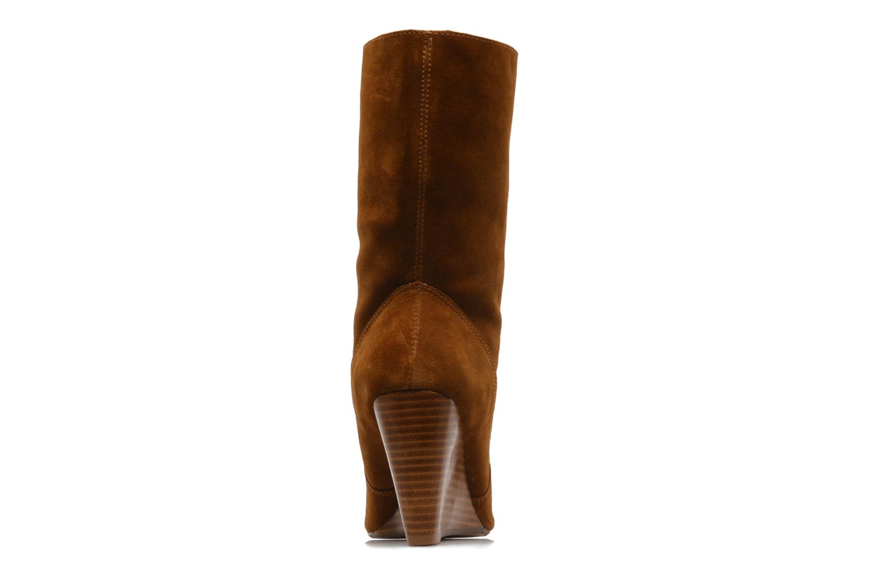 Bottines et boots Mellow Yellow Miki Marron vue droite