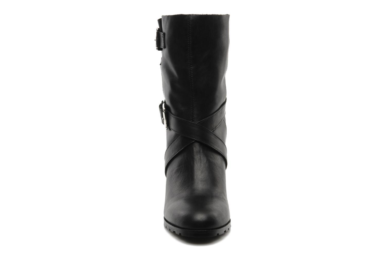 Bottines et boots Mellow Yellow Miton Marron vue portées chaussures