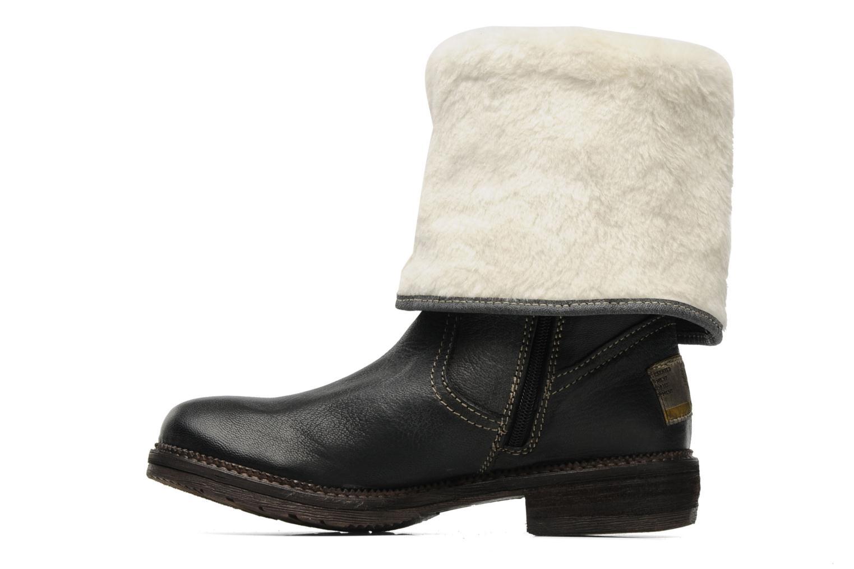 Stiefeletten & Boots Manas Leriado schwarz ansicht von vorne