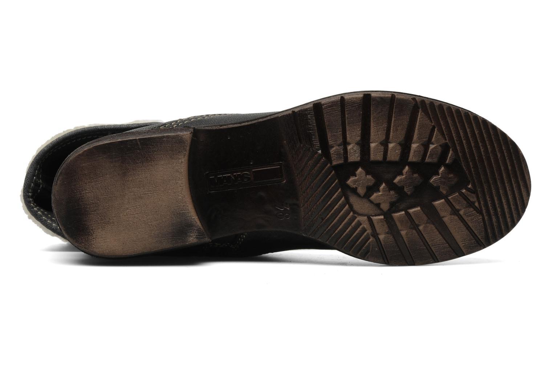 Stiefeletten & Boots Manas Leriado schwarz ansicht von oben