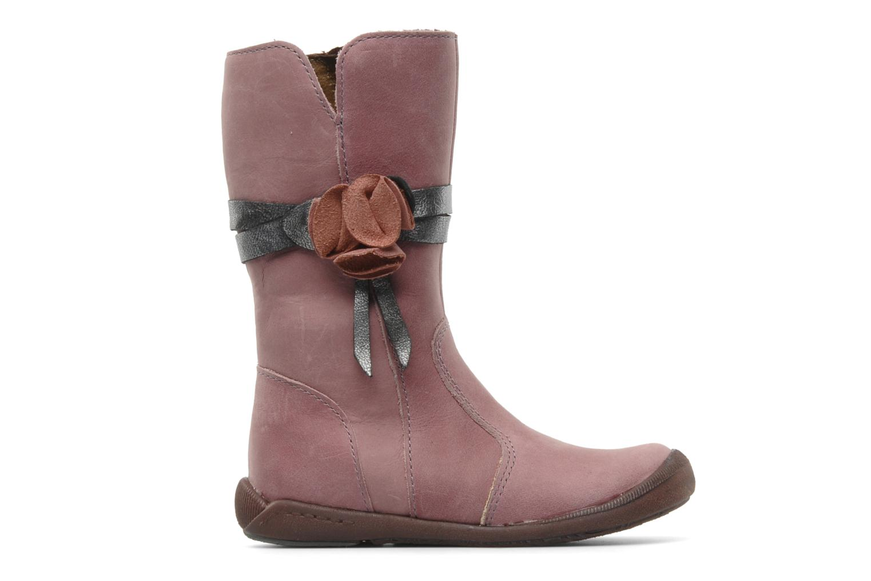 Laarzen Babybotte Arabel Roze achterkant