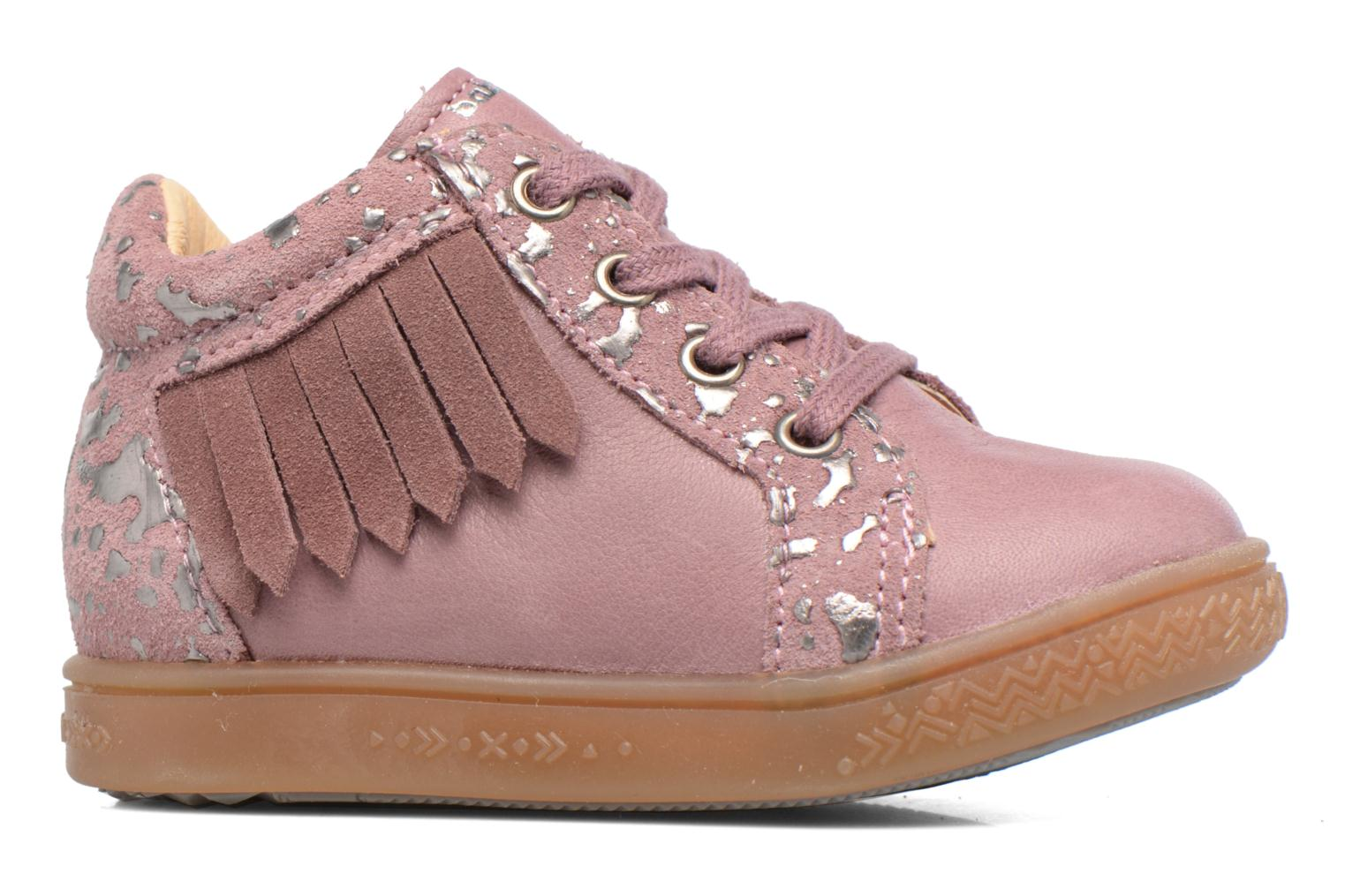 Trainers Babybotte Apache Pink back view