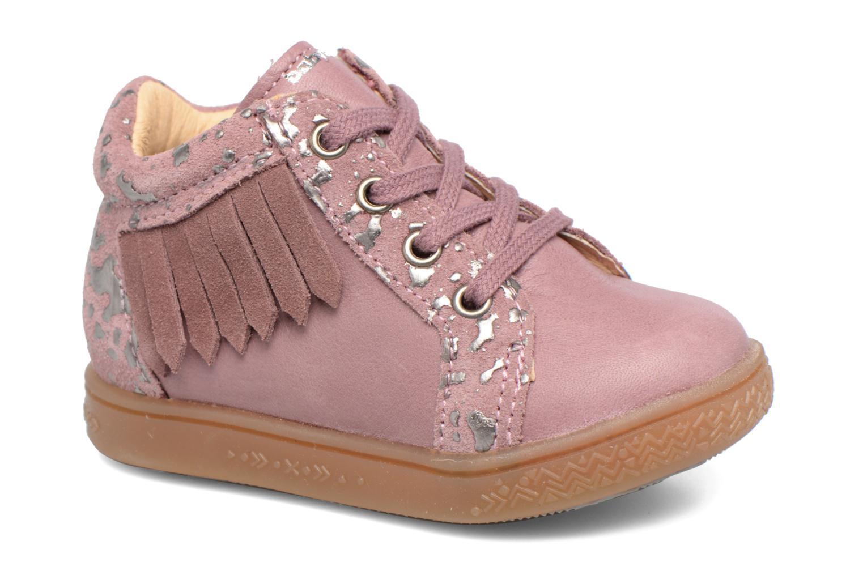 Sneakers Babybotte Apache Rosa vedi dettaglio/paio