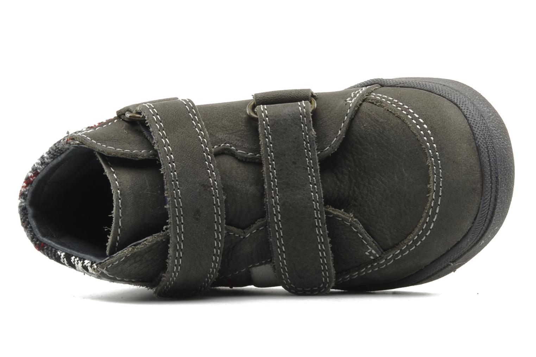 Sneakers Babybotte Ayrton Grigio immagine sinistra