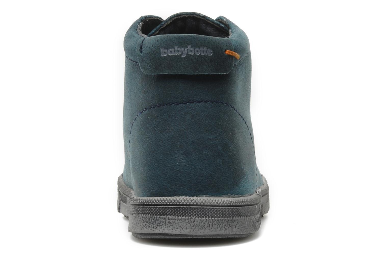 Boots en enkellaarsjes Babybotte Antzo Blauw rechts