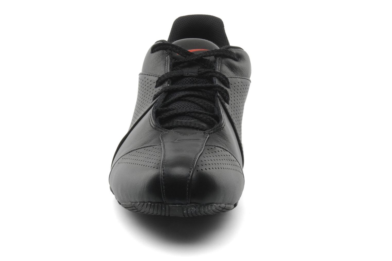 Sneaker Nike Nike Shox Gt Leather schwarz schuhe getragen