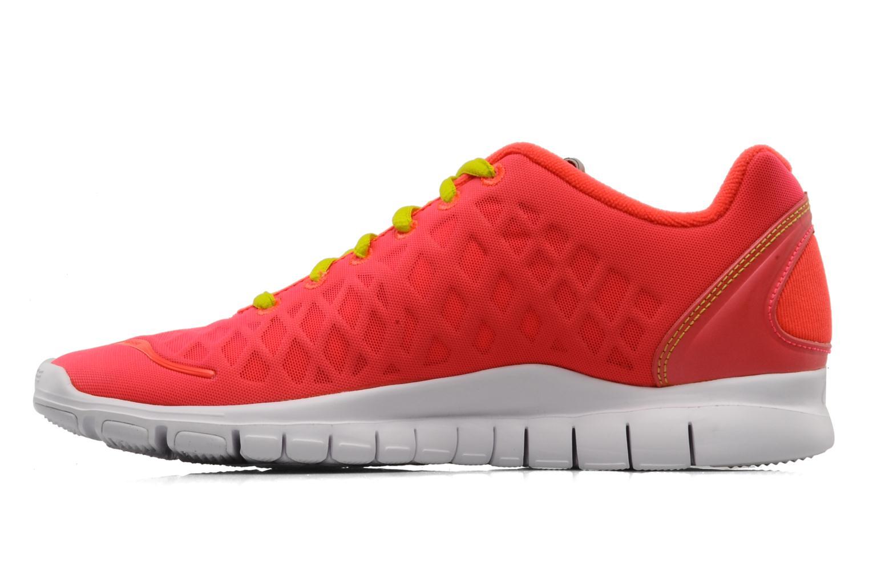 Chaussures de sport Nike Wmns Nike Free Tr Fit Rose vue face