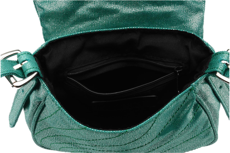 Handtaschen Georgia Rose Malaga grün ansicht von hinten