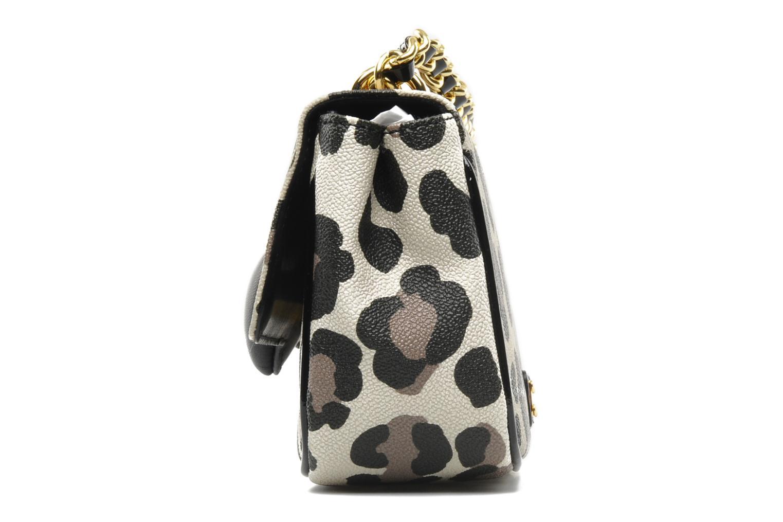 Handtaschen Moschino Cheap & Chic Maculato PVC Borsa Tracolla mehrfarbig schuhe getragen