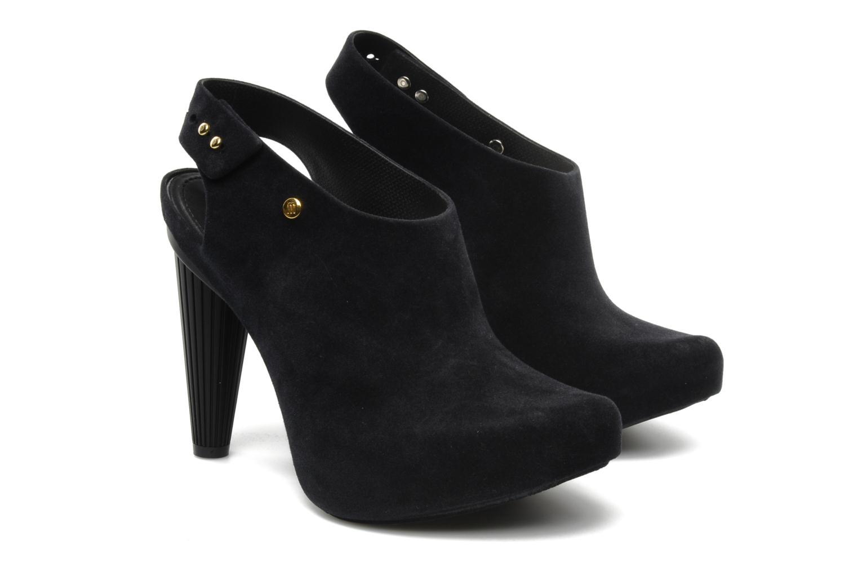 High heels Melissa Melissa Cross Black 3/4 view