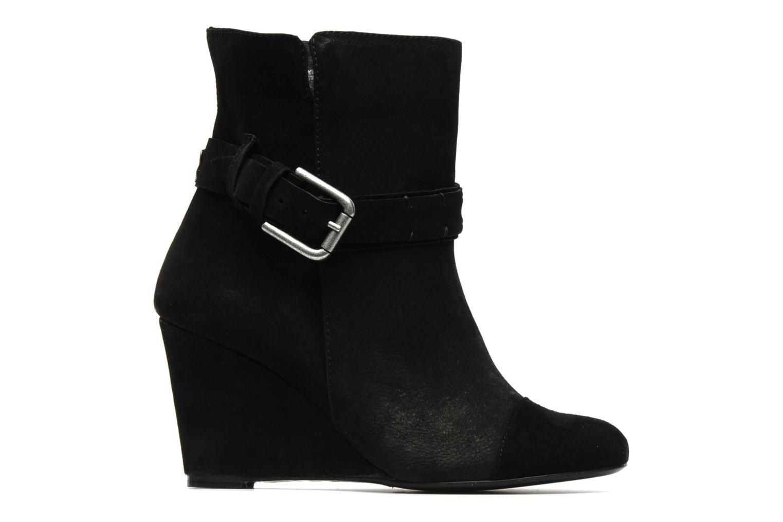 Bottines et boots Berenice The Glamourous Noir vue derrière