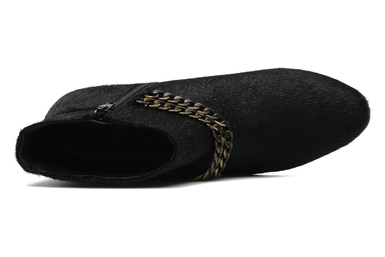 Bottines et boots Lollipops Nasty leather boots Noir vue gauche