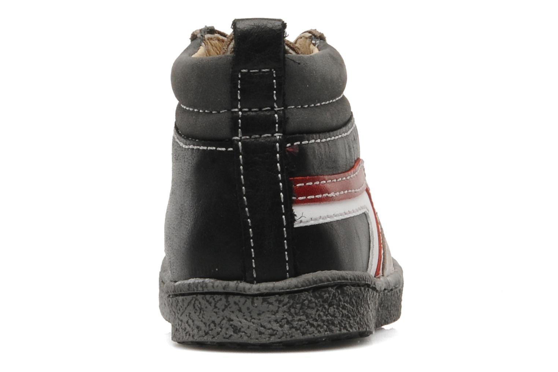 Bottines et boots Natik Canaries Noir vue droite