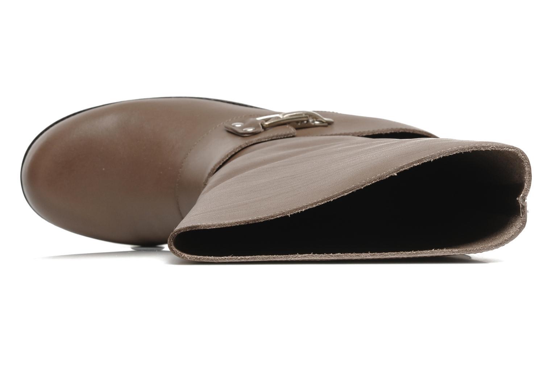 Stiefeletten & Boots See by Chloé Buck braun ansicht von links