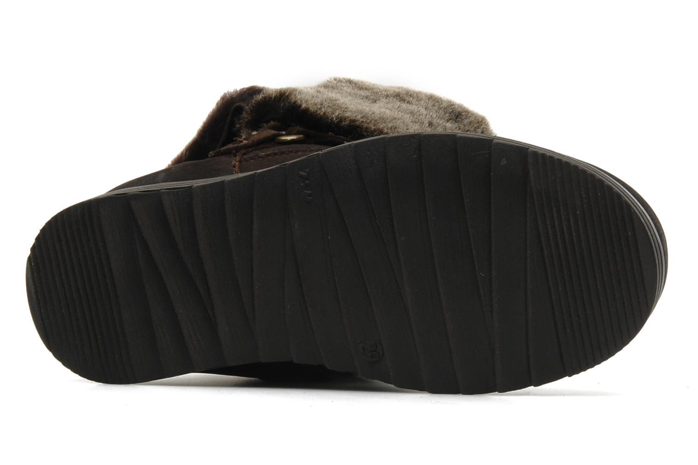 Boots en enkellaarsjes Unisa Ecco Bruin boven