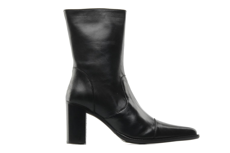 Boots en enkellaarsjes M PAR M Curry Zwart achterkant