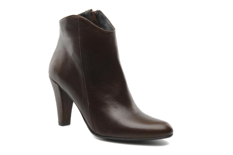 Bottines et boots M PAR M Coq Marron vue détail/paire