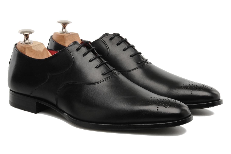 Zapatos con cordones Finsbury Winner Negro vista 3/4
