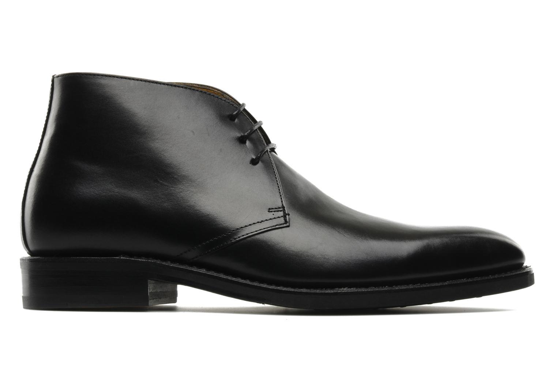 Chaussures à lacets Finsbury Chukka Noir vue derrière