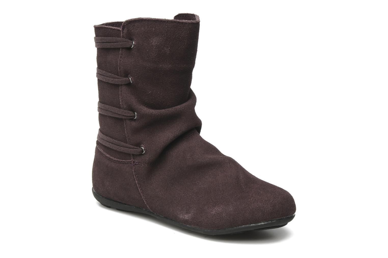 Stiefeletten & Boots Bopy Chocala lila detaillierte ansicht/modell