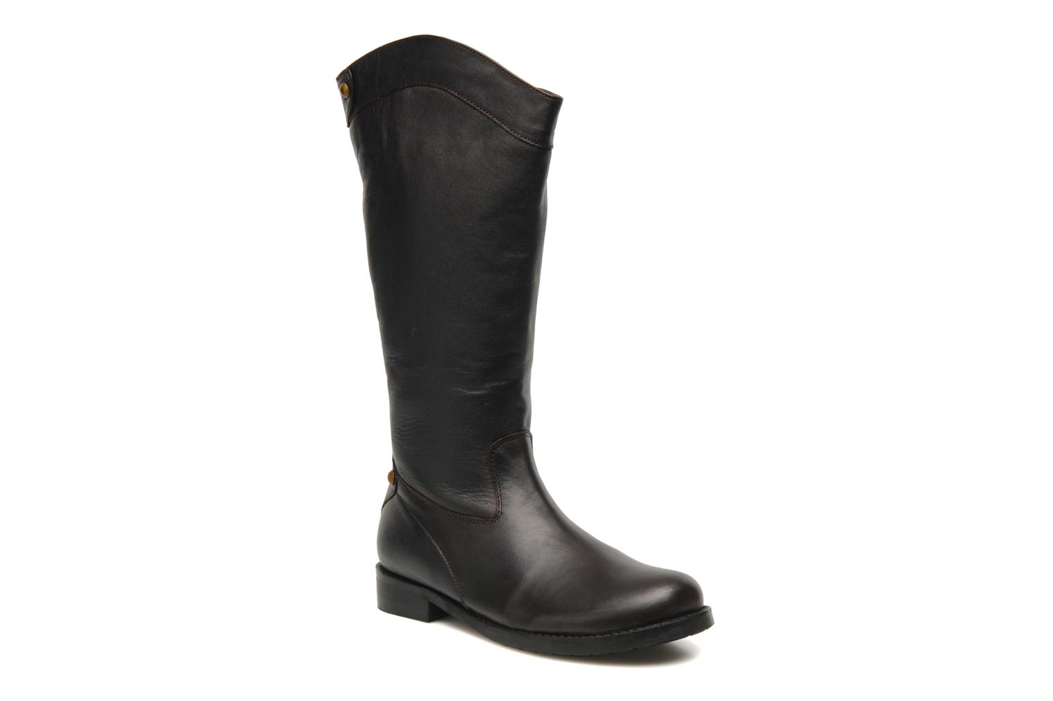 Boots & wellies Bopy Hafto Brown detailed view/ Pair view