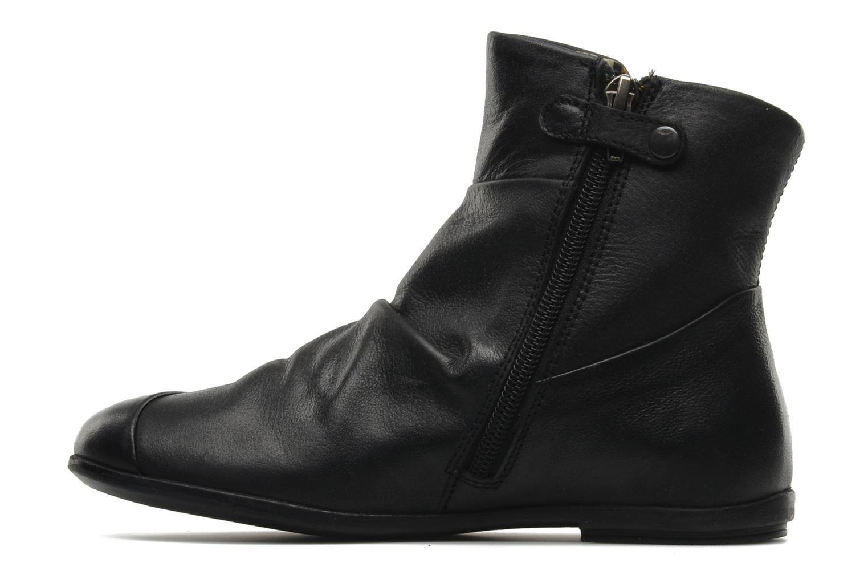 Stiefeletten & Boots Primigi Maycee schwarz ansicht von vorne