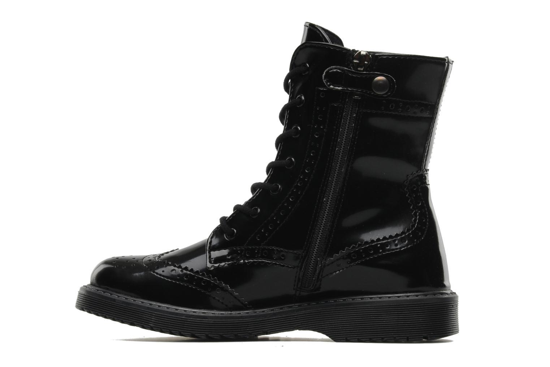 Stiefeletten & Boots Primigi Liverpool schwarz ansicht von vorne
