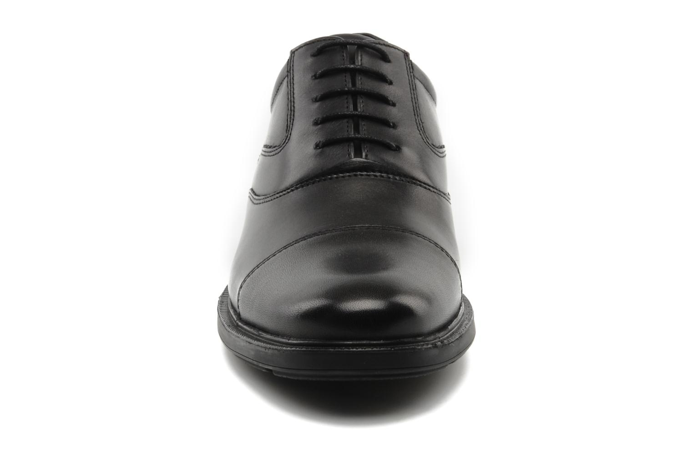 Chaussures à lacets Hush Puppies Rockford 3 Noir vue portées chaussures