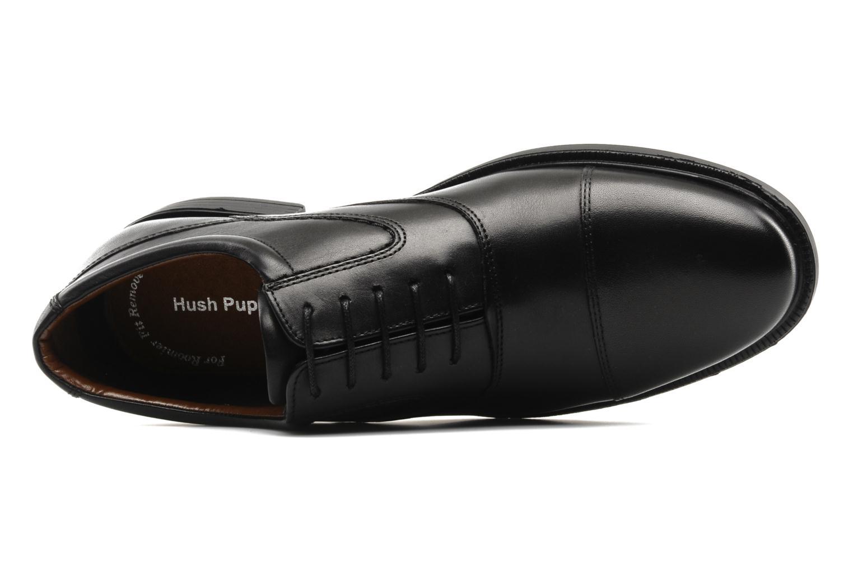 Chaussures à lacets Hush Puppies Rockford 3 Noir vue gauche