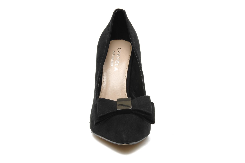 Escarpins Carvela ANNABELLE Noir vue portées chaussures