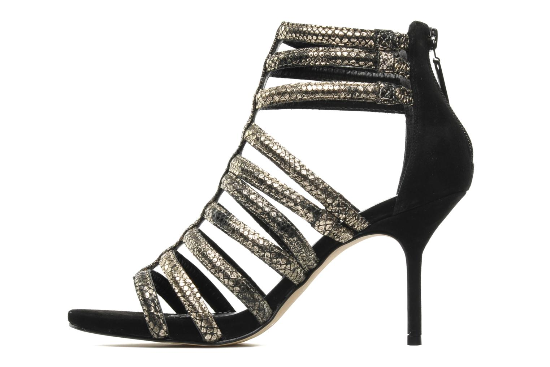 Sandales et nu-pieds Carvela ALESHA Noir vue face