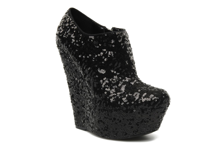 Stiefeletten & Boots Carvela GEORDIE schwarz detaillierte ansicht/modell