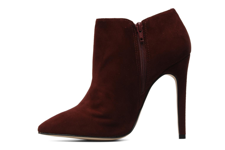 Bottines et boots Carvela SAMBA Bordeaux vue face